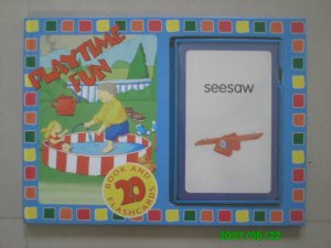Playtime Fun - Book And Flashcard for Kids