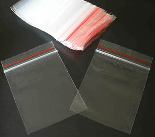 Wholesale 500pcs 3x4.5inch (8x12cm) PP Polypropylene Clear Plastic Transparent Self Sealing Bag