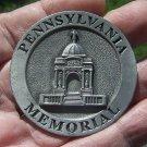 Pennsylvania Memorial, Gettysburg, Pa., 2002 Friends of the National Parks in Gettysburg Medal