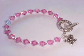 PINK DIAMONDS! CRYSTALS GALORE!