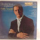 Eddy Arnold ‎ The Last Word In Lonesome 1966 LP ships worldwide