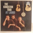 Kingston Trio  At Large 1959 LP ships worldwide