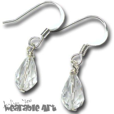 Simply Me - Swarovski Crystal Earrings