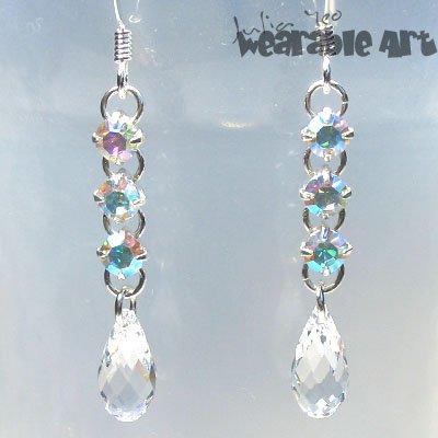Virginia - Swarovski Earrings
