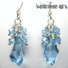 Just Blu - Swarovski Crystal Earrings
