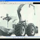 COUNTY TRACTOR FORWARD CONTROL PARTS MANUAL & ATTACHMENT GUIDE Set