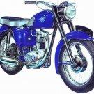 BSA C15 B40 Sports Star & Scrambles  MOTORCYCLE MANUAL