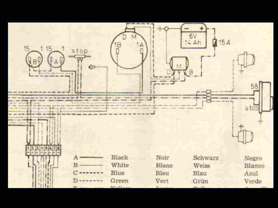 Jawa 638 Wiring Diagram Wiring Diagram