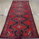 3'3 x 9'9 Genuine S Antique Persian Tribal Oriental Hand Knotted Wool Rug Runner