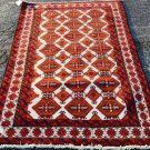 3 x 6 Good Quality Genuine Persian Balouch Tribal Hand Knotted Oriental Wool Rug