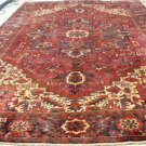 9'7 x 13'5 Magnificent Genuine S Antique Persian Heriz Serapi Hand Knotted Rug