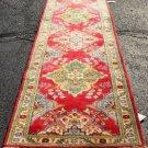 2'8 x 9'9 Fine Genuine S Antique Persian Tabriz Ardebil Hand Knotted Rug Runner