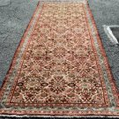 3'10 x 13'5 Gorgeous Genuine S Antique Persian Hamadan Hand Knotted Rug Runner
