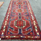 3'8x10'8 Fine Genuine S Antique Northwest Persian Tribal Hand Knotted Rug Runner