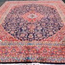 10x13 Fine Mint Genuine S Antique Persian Khorasan Mashad Hand Knotted Wool Rug