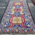 4'6x10'4 Fine Mint Genuine S Antique Persian Tribal Hand Knotted Wool Rug Runner