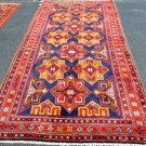4 x 10 Fine Genuine Semi Antique Persian Mousel Meshkin Hand Knotted Rug Runner