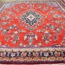 9'6 x 12'10 Genuine S Antique Persian Armenian Lilihan Sarouk Hand Knotted Rug