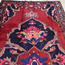 4'8 x 9'7 Genuine S Antique Persian Tribal Hand Knotted Oriental Wool Area Rug