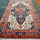 5 x 10 Fine Quality Genuine Stunning Persian Nahavend Hand Knotted Wool Area Rug