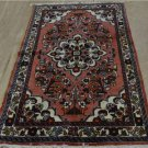 3'4 x 5'4 Good Quality Genuine Semi Antique Persian Mahal Hand Knotted Wool Rug