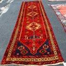 3'7 x 14 Genuine Semi Antique Persian Serab Tribal Hand Knotted Wool Runner Rug