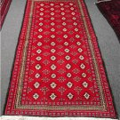 3'3 x 6'5 Genuine Semi Antique Persian Balouch Tribal Hand Knotted Wool Area Rug
