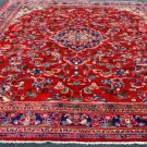 10'5 x 13'2 Stunning Genuine S Antique Persian Mahal Hand Knotted Wool Area Rug