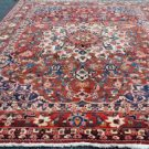 8'6x11'7 Rare Find Room Size Authentic Persian Bakhtiari Saman Hand Knotted Rug