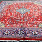 10 x 13 Amazing Beauty Authentic S Antique Persian Mahal Handmade Wool Area Rug