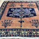 5'10x7'7 Genuine S Antique Persian Hamedan Kurdish Tribal Hand Knotted Wool Rug