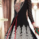 Georgette Bollywood Wedding Salwar Kameez Shalwar Suit - DZ 5106b N
