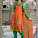 Traditional Indian Pakistani Salwar Kameez Shalwar Ultra Wedding Suit- MJ 918A N