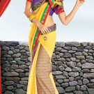 Bridal Chiffon Traditional Embroidery Full Patli Saree With Blouse - OD 18011 N