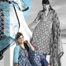 Soft Cotton Designer Printed Shalwar & Salwar Kameez With Dupatta - X 8086b N