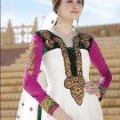 Viscose Partywear Embroidered Shalwar & Salwar Kameez With Dupatta - X 7182A N