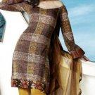 Soft Cotton Designer Printed Shalwar & Salwar Kameez With Dupatta - X 8087b N