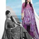 Soft Cotton Designer Printed Shalwar & Salwar Kameez With Dupatta - X 8082c N