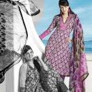 Soft Cotton Designer Printed Shalwar & Salwar Kameez With Dupatta - X 8086c N