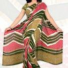 Sari Saree Premium Georgette Printed Designer Sarees With Blouse - X 2652c N