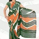 Sari Saree Premium Georgette Printed Designer Sarees With Blouse - X 2652d N