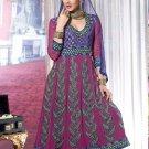 Dress Faux Georgette Wedding Shalwar & Salwar Kameez  With Dupatta - X 604 N