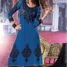 Dress Faux Georgette Wedding Shalwar & Salwar Kameez  With Dupatta - X 602 N