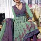 Dress Faux Georgette Wedding Shalwar & Salwar Kameez  With Dupatta - X 603 N