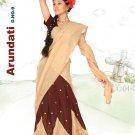Partywear Faux Georgette Embroidery Lehenga Sari With Blouse - GW Arundhati B N