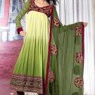Dress Faux Georgette Wedding Shalwar & Salwar Kameez  With Dupatta - X 624 N