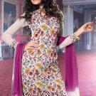 Dress Faux Georgette Wedding Shalwar & Salwar Kameez  With Dupatta - X 636 N