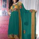 Dress Faux Georgette Wedding Shalwar & Salwar Kameez  With Dupatta - X 637 N