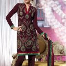 Dress Faux Georgette Wedding Shalwar & Salwar Kameez  With Dupatta - X 630 N