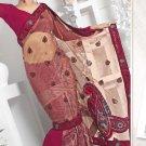 Bollywood Designer Embroidered Partywear Bridal Wedding Sarees Sari - TS 18003A